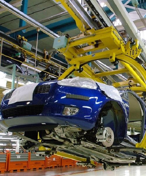 Otomotiv ve Yan Sanayi Fabrikaları