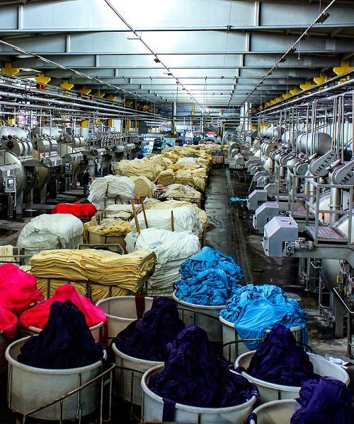 Tekstil Terbiye ve Boyama Fabrikaları